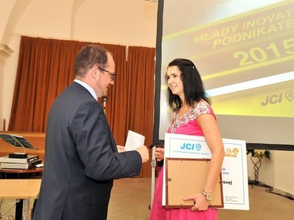 Young Innovative Entrepreneur of the Year 2015, 2014